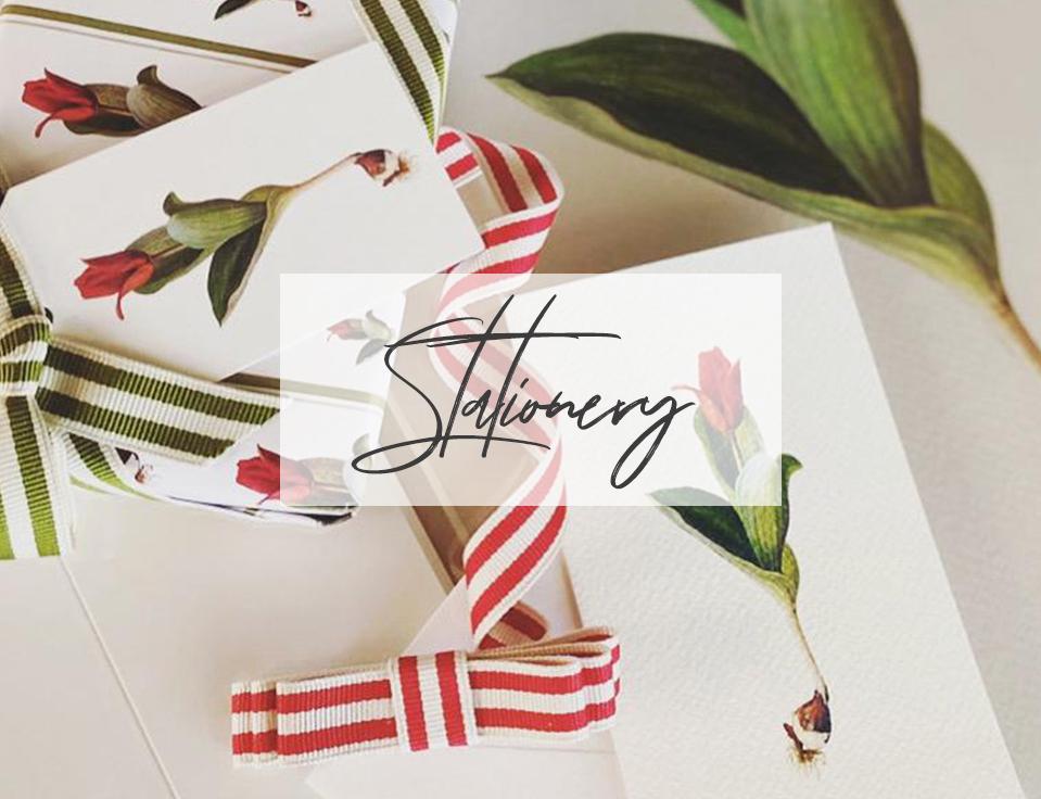 Etiquette & Decorum Shop - Category Staionery