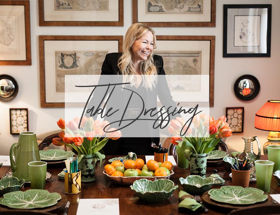Etiquette & Decorum Shop - Category Table dressing