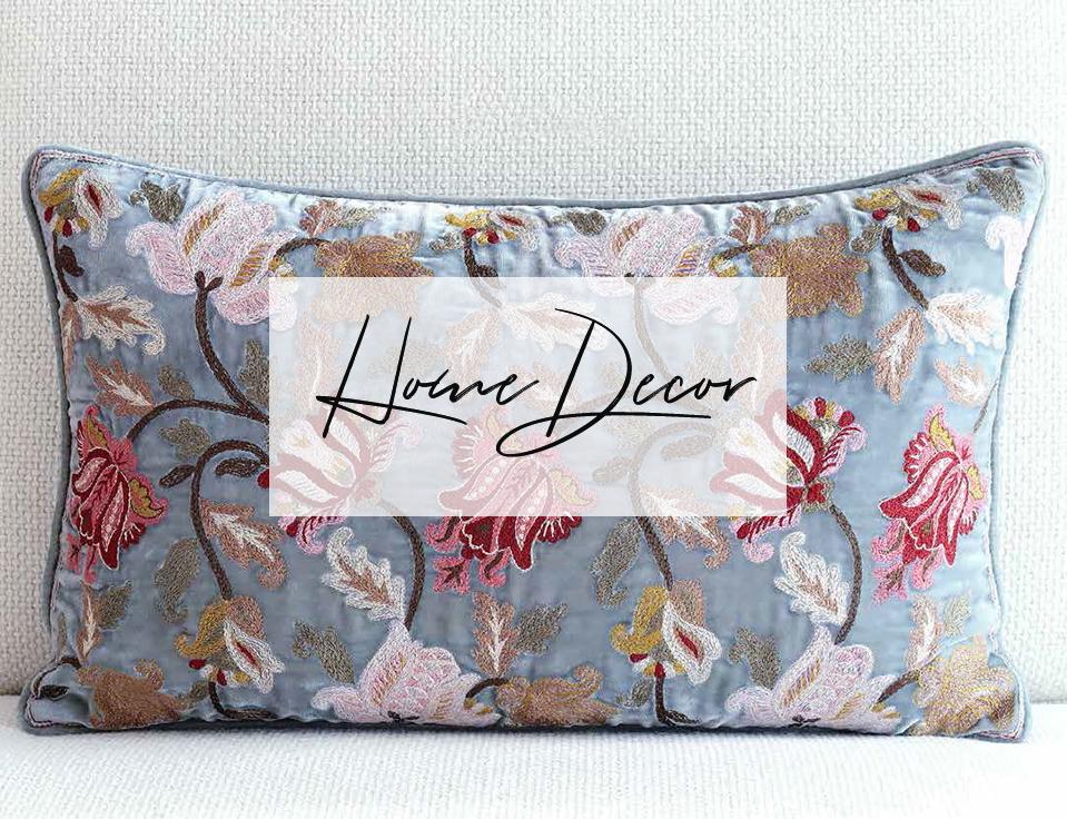 Etiquette & Decorum Shop - Category Home Decor